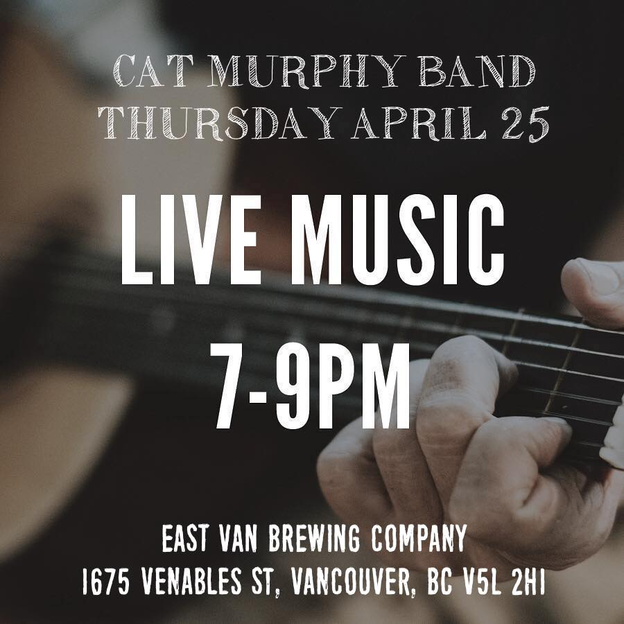 East Van Brewing Apr 25